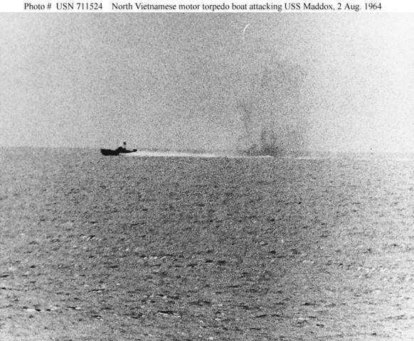 USS Maddox Incident