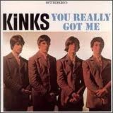 You really got me par le Kinks est sorti en 4, août, 1964.