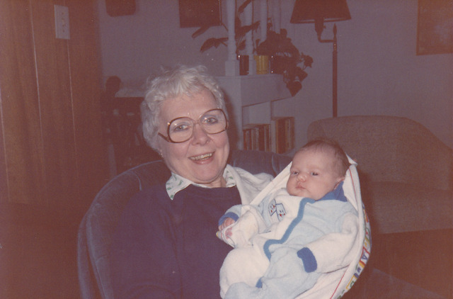 Grandma Engardio Dies