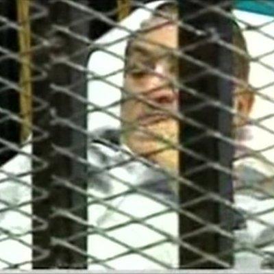 Mohamed Hosni Mubarak's trial  timeline