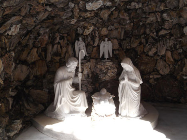 Grotto of Bethlehem completed