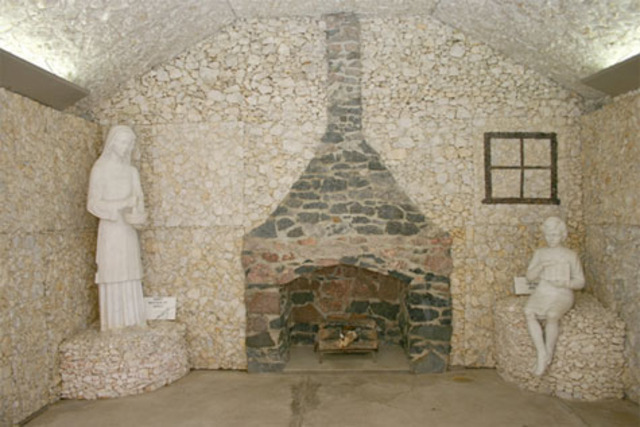 Grotto of Nazareth completed