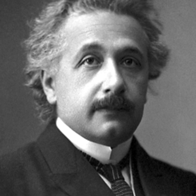 Albert Einstien, Positive and Negative Timeline