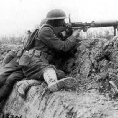 De la I a la II Guerra Mundial timeline