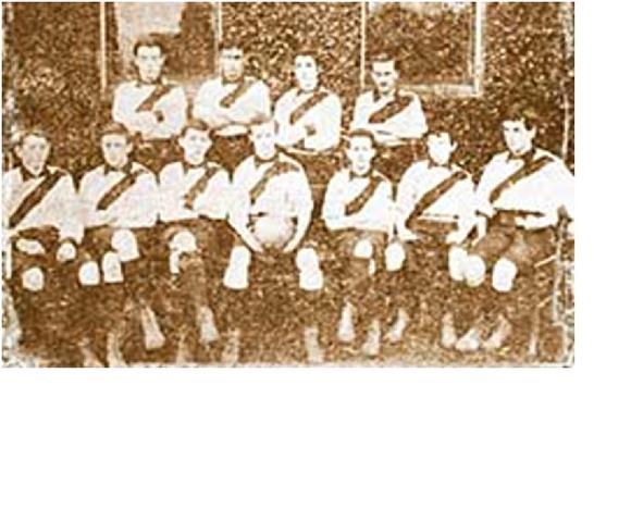Primer Equipo en Guatemala
