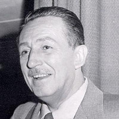Walt Disney's Life timeline