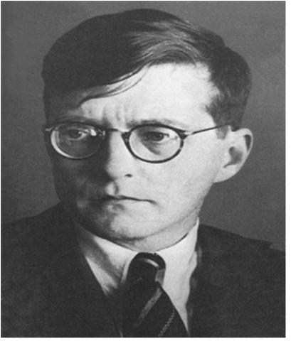 Dmitri Shostakóvich