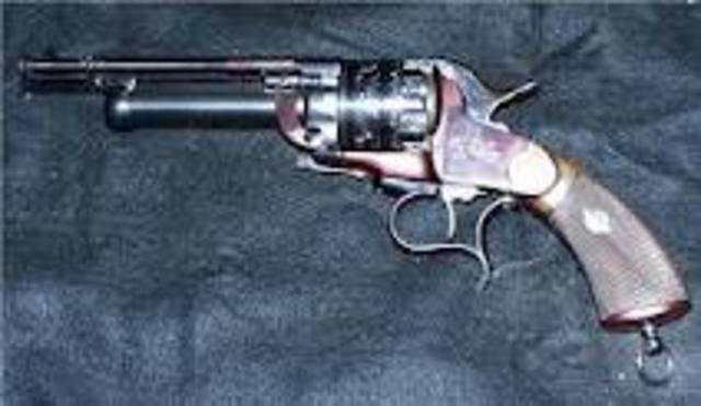 CIvil War Revolver