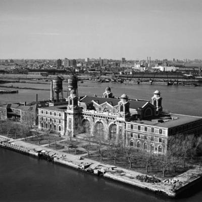 Ellis Island timeline