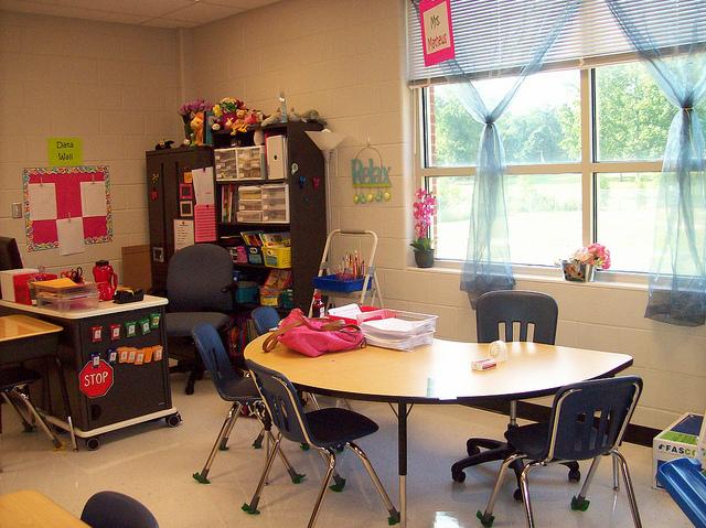 kris starts first grade