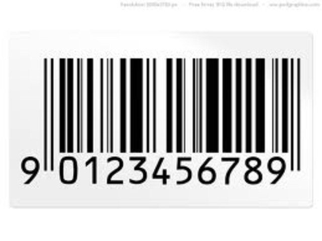 Barcode Invented