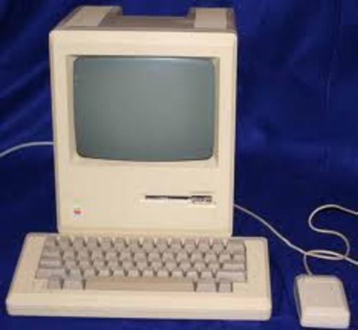 Apple Macintosh Computer Introduced