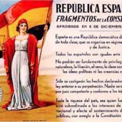 La Segunda República (1931-1939) timeline