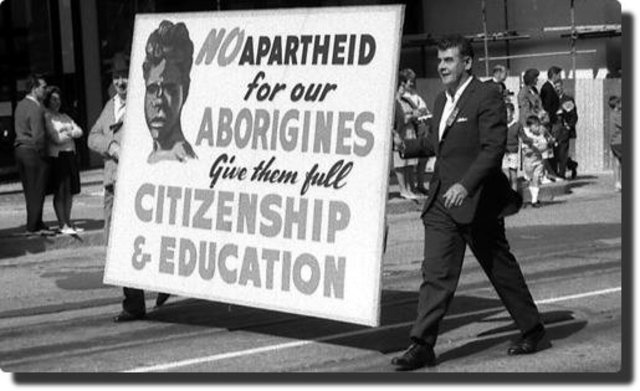 changes in freedom rights for aboriginals Indigenous affairs in australia  this overcomes the limitation that was in place as a result of the northern territory's aboriginal land rights act.