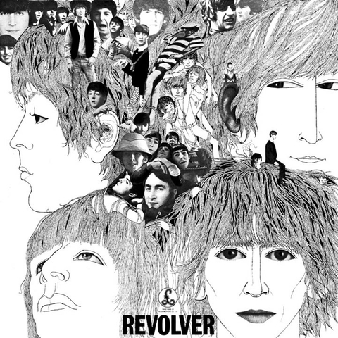 """""""Revolver"""" was released"""