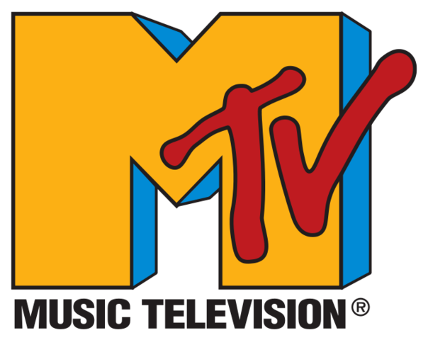 The launch of MTV