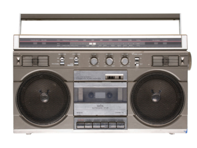 The Big Boom Box