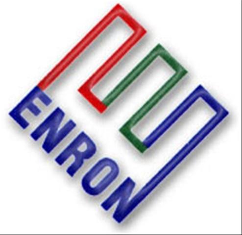ESCÁNDALOS COPORATIVOS-ENRON-