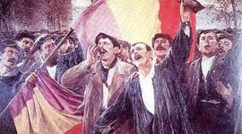La II República española timeline