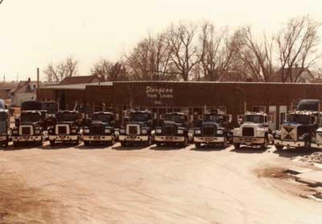 Barr Nunn Transportation 30th Anniversary Timeline Timetoast Timelines