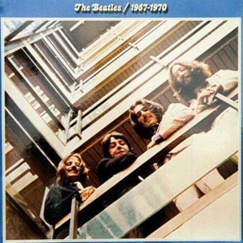 The Beatles' first album