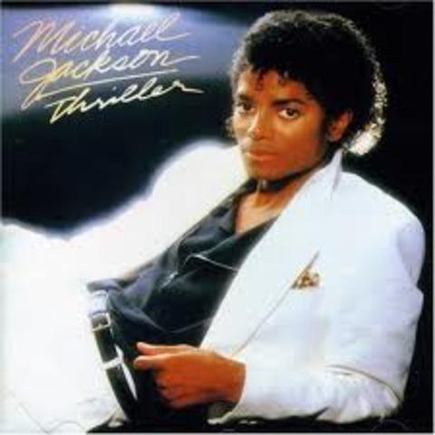 """Michael Jackson releases """"Thriller"""" album"""