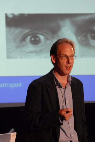 1997- Simon Baron-Cohen (and others) publishes 'Another Advanced Theory of Mind: Evidence From Very High Functioning Adults With Autism or Asperger Syndrome' showing how people with these disorders have difficulty reading emotion from other people's eyes.