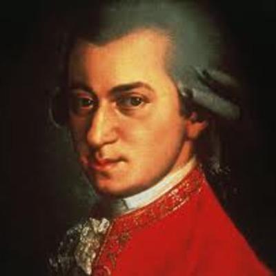 Wolfgang Amadeus Mozart. timeline