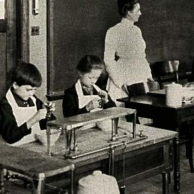 Development of Education timeline
