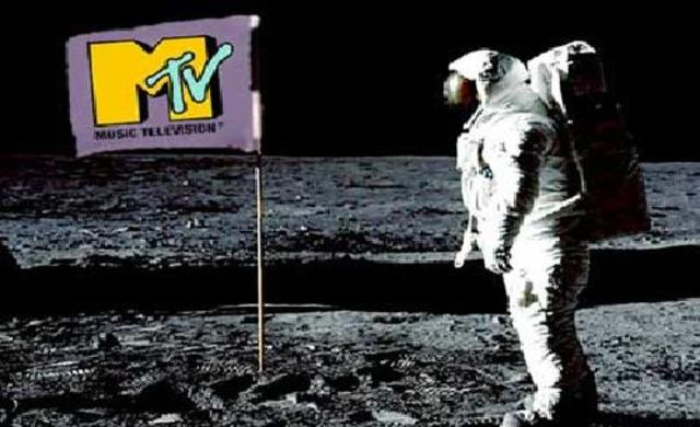 Launch of MTV (24hour music video channel)