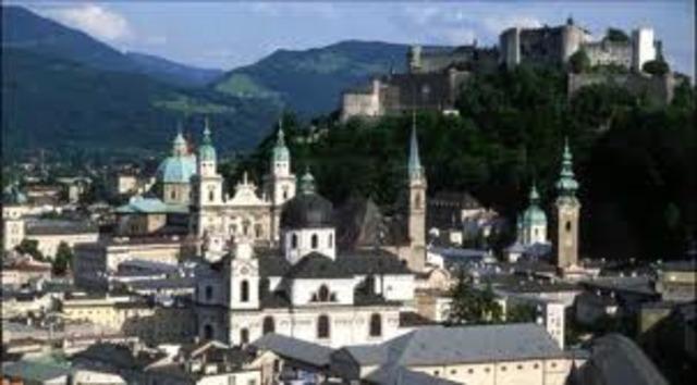 Regreso a Salzburgo