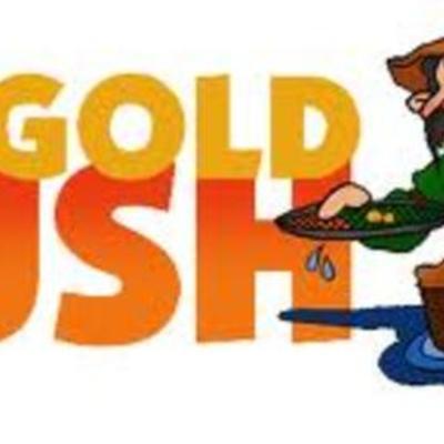 The Australian Gold Rush timeline