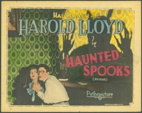 Haunted Spooks.
