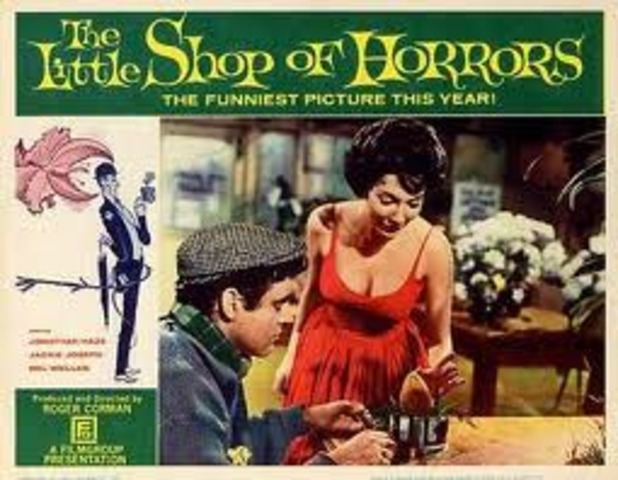 The Little Shop of Horrors.