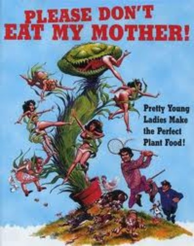 Please Don't Eat my Mother.