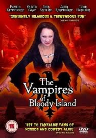 The Vampires of Bloody Island.