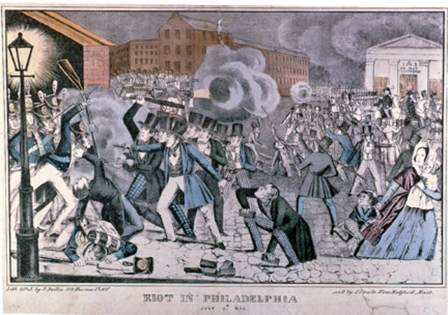 Philadelphia Bible Riots