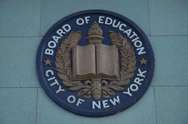 New York Board Of Education Established