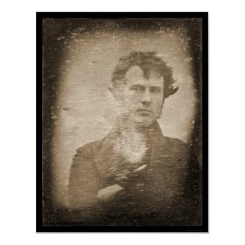 First daguerreotype was invented.