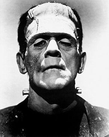 First Full Length Horror- Frankenstein