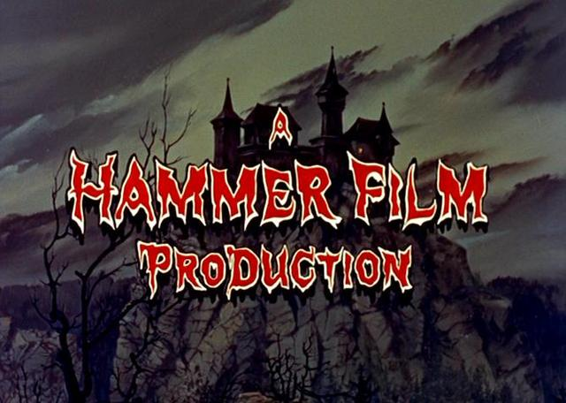 Hammer film productions create 'Hammer horror' films