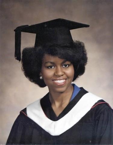 Michelle obtains her Juris Doctor degree from Harvard University