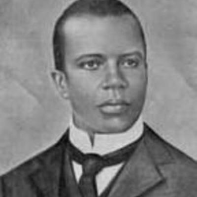 Scott Joplin timeline