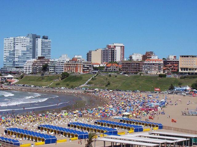 Vacaciones a Mar del Plata