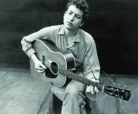 Bob Dylan's first music video