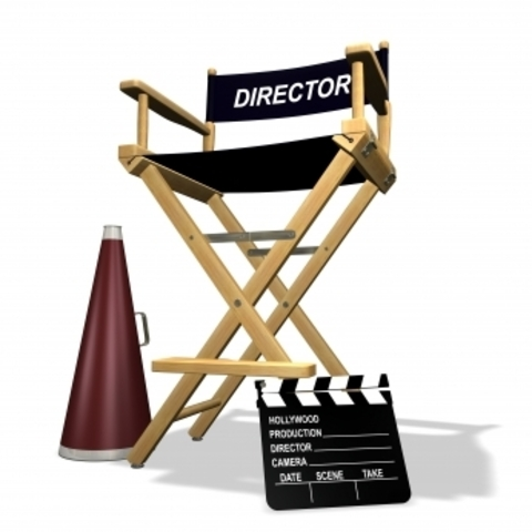 Directers credited in music videos