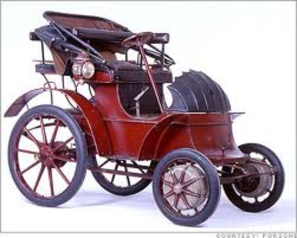 One of the first electric hydraulic cars made by Porche Henry Ford founded the Ford Motor Company in 1903, and five years later introduced the famous Model T. This automobile was popular, because it was the first affordable automobile made for the average