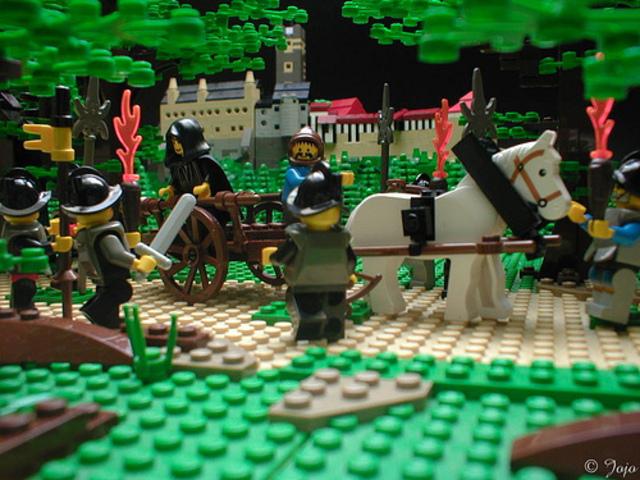 LEGO Medieval History - Events timeline   Timetoast timelines
