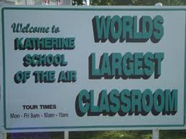 School of Air Opens