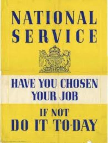 National ServiceStarts